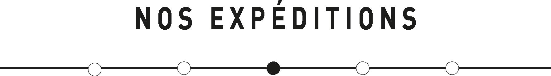 Texte_Expéditions_NosExpéditions